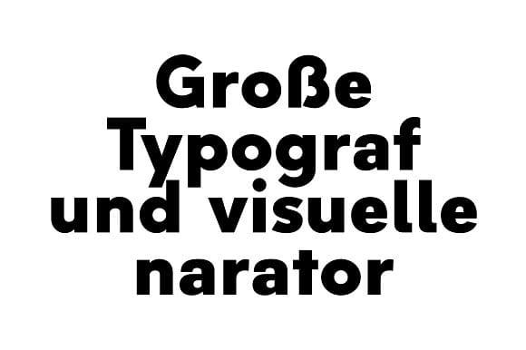 HK Explorer Typeface