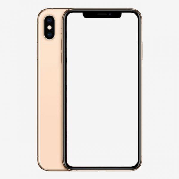 Iphone Xs Mockup (Turbo Premium Space)