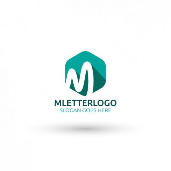 M-Letter-Logo-Template
