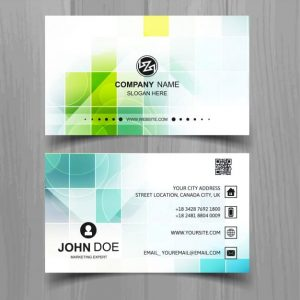 Modern-business-card-squares