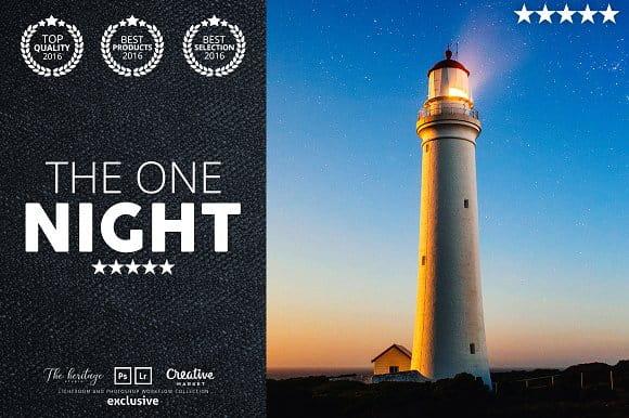 The One NIGHT 130 Workflow BUNDLE