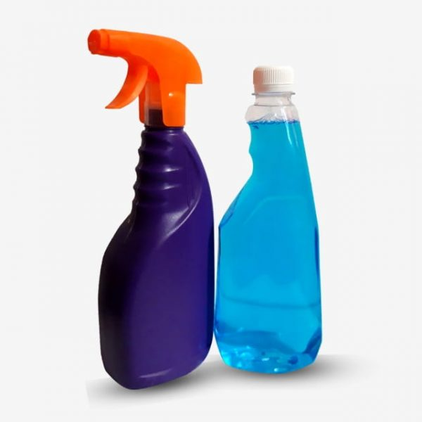 Cleaning Products On Transparent Background (Turbo Premium Space)