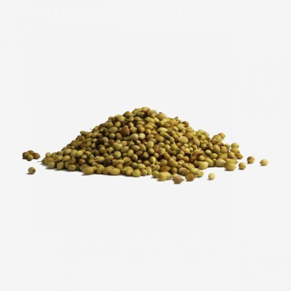 Coriander Seeds Loose Heap