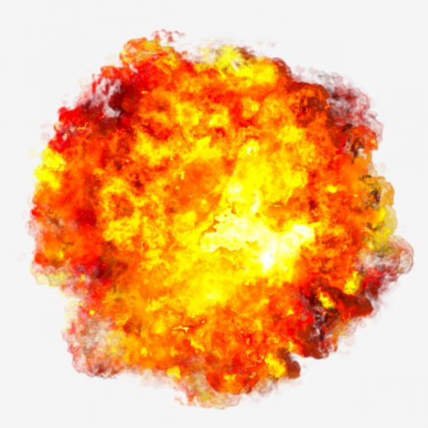 Fire Flame Blast Png (Turbo Premium Space)