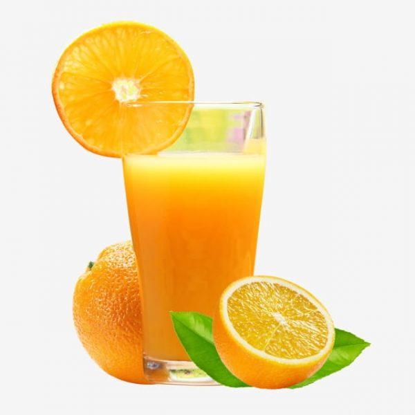 Orange Juice Drink Fresh Fruits Composition (Turbo Premium Space)