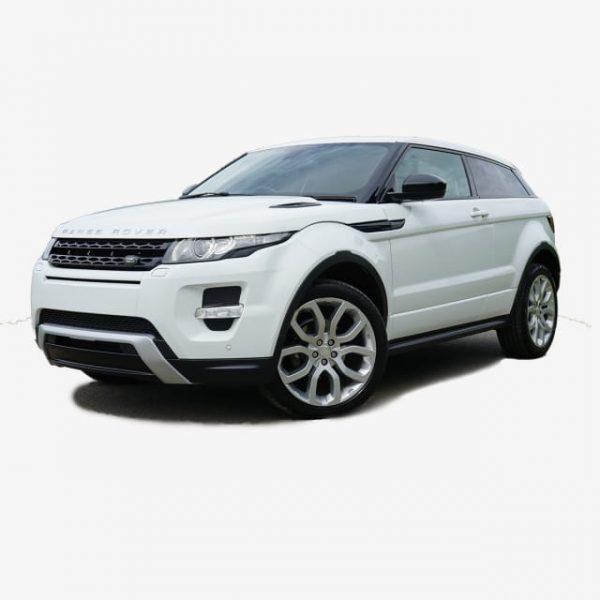Range Rover Car Clipart