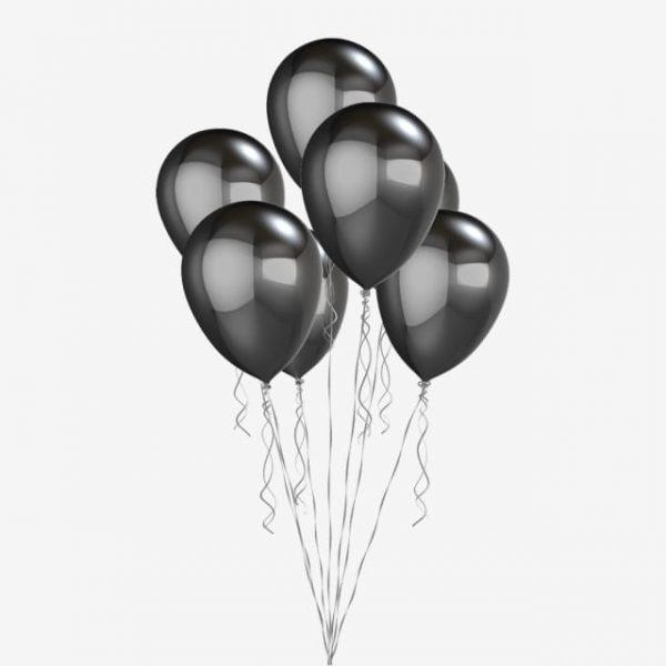 Silver Balloons (Turbo Premium Space)