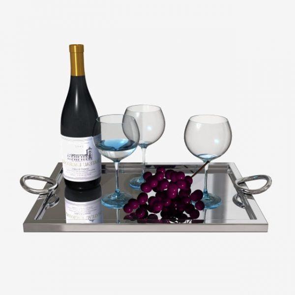 Western Wine Red Wine Glass (Turbo Premium Space)