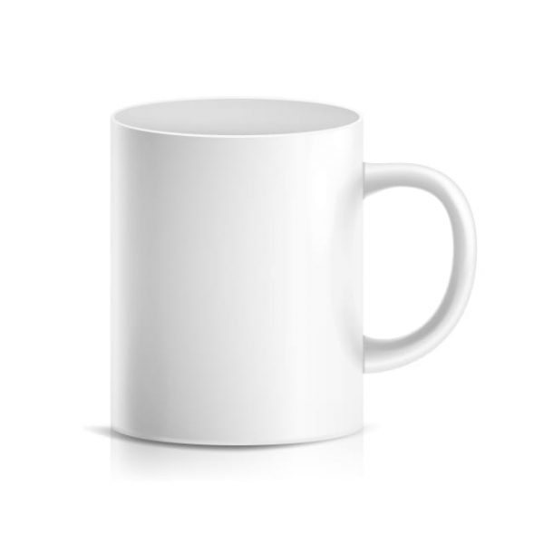 White Mug (Turbo Premium Space)