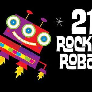 21 Rockin' Robots