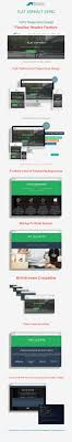 Flat Asphalt - One pager Prallax HTML 5 Template